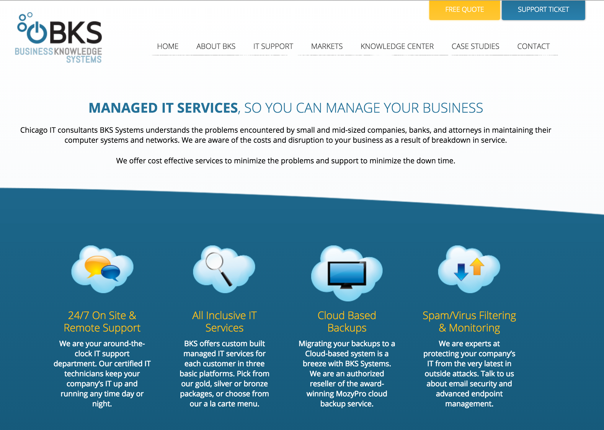 BKS Systems launches new website